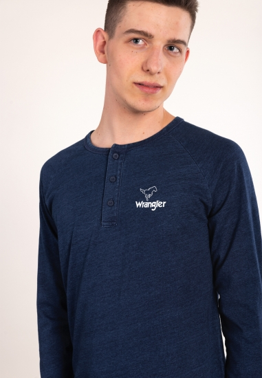 Koszulka WRANGLER - 007GRANAT