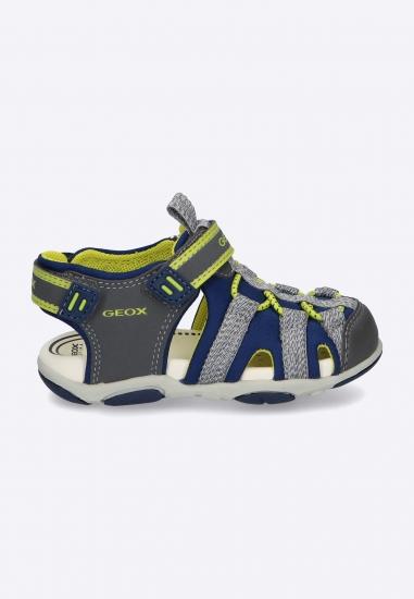Kolorowe sandały chłopięce...