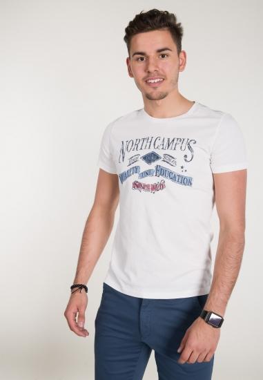 T-shirt z nadrukiem ROTTE MEDITERRANEE