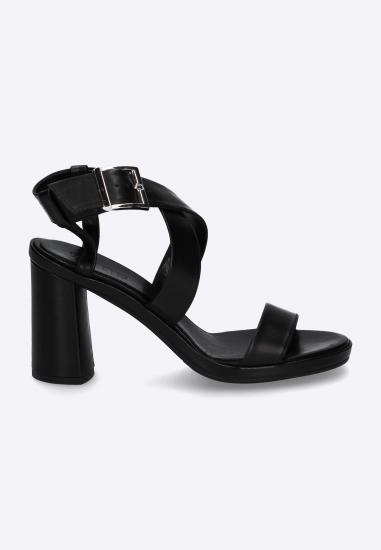 Skórzane sandały VICTIM